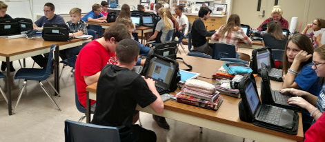 Chromebooks take over Lakeview