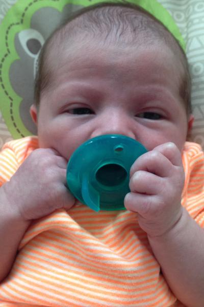 Chronister family welcomes new baby