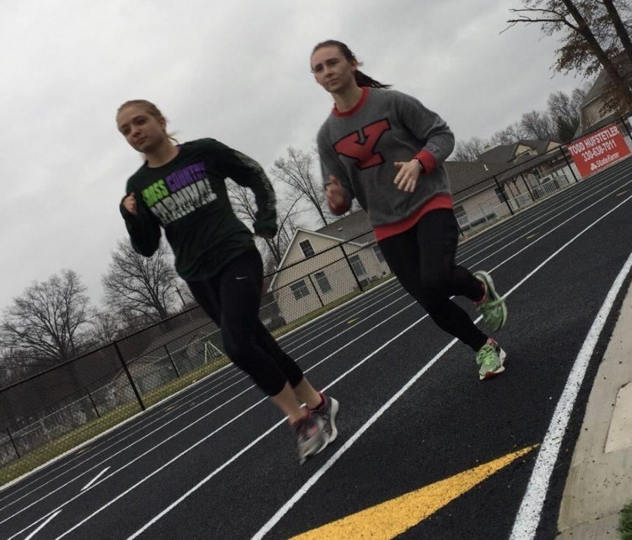 Athletes spring into action for spring season