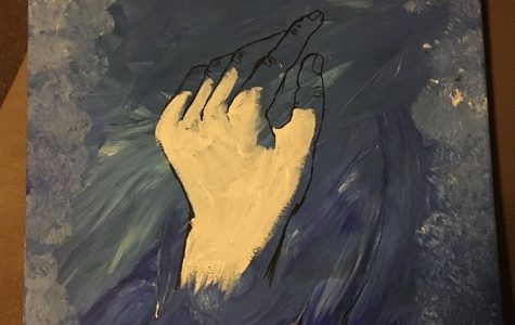 Water Hand