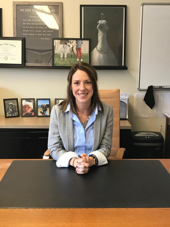 Lakeview Middle School Names New Principal: Ashley Handrych