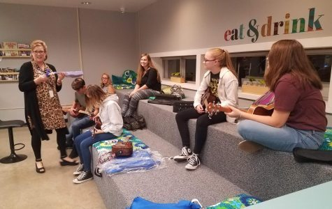 Ukulele club comes to Lakeview