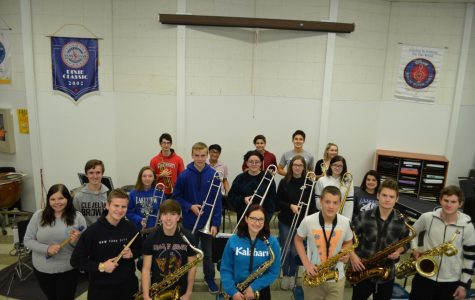 LHS Students Jazzed Up about Band
