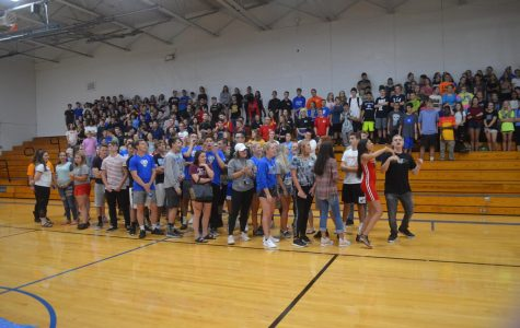 LHS Student Section Sounds Off About Pep Rallies