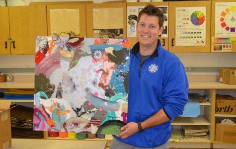 LHS Art Teacher Preparing to be Nationally Recognized