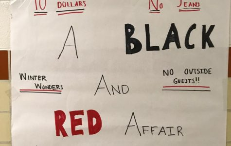 The Red & Black Affair is Soon Approaching!