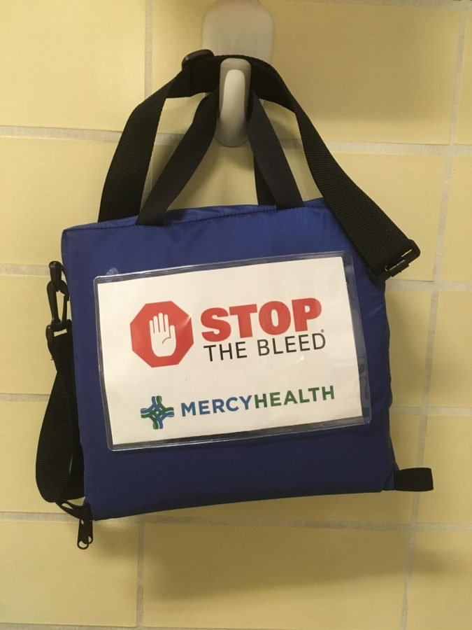Stop the Bleed Comes to Lakeview