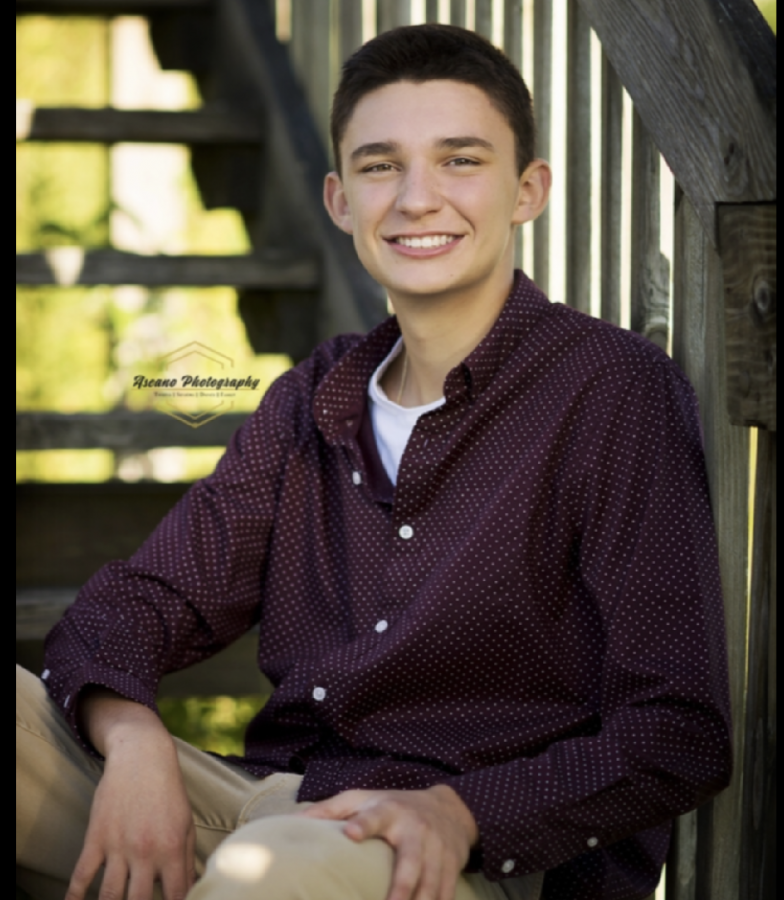2019 Senior Top Dog: Jeffrey Remmick