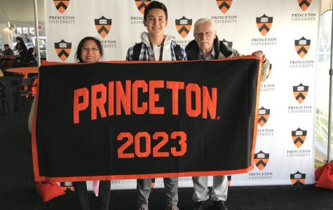Rohrer Recounts the Road to Princeton