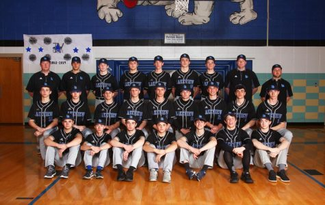 Boys Varsity Baseball Aims for the Fences!