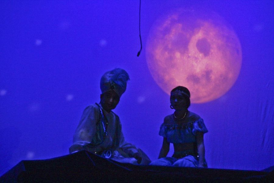 Take a Magic Ride Inside Lakeview's Production of Aladdin