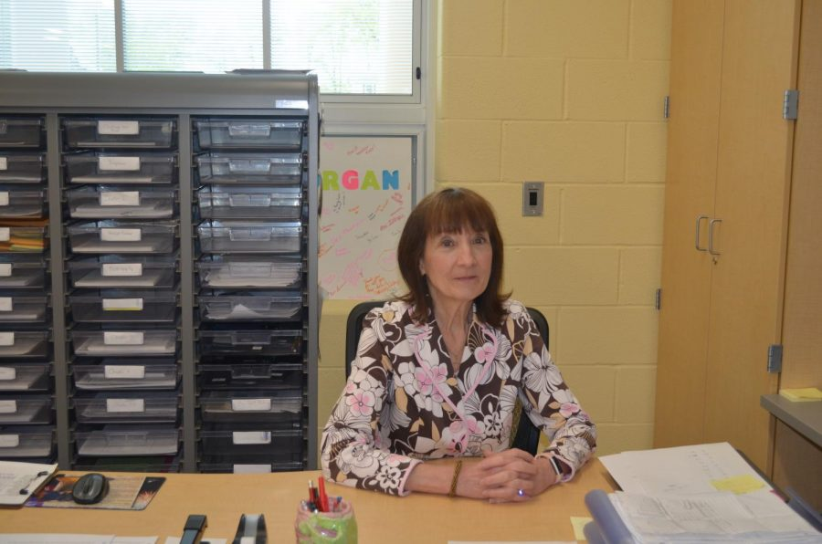 Mrs. Morgan Plans an Exciting Retirement