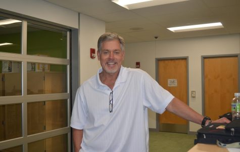 After 29 years, Mr. Gysegem Retires from Lakeview