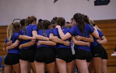 Lakeview Volleyball Off to A Good Start