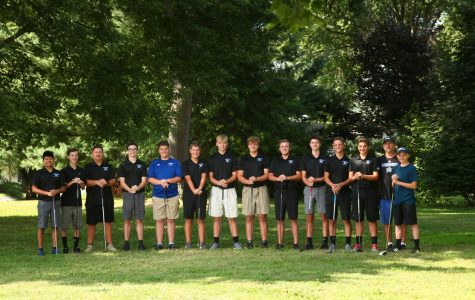 Boys Golf Team Finishes The Season Strong