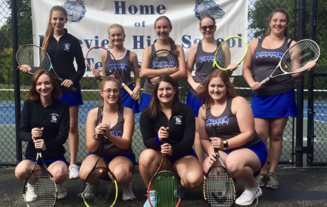 Girls Tennis Teams Completes Outstanding Season