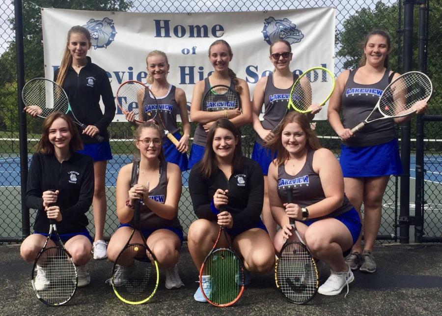 Girls+Tennis+Teams+Completes+Outstanding+Season