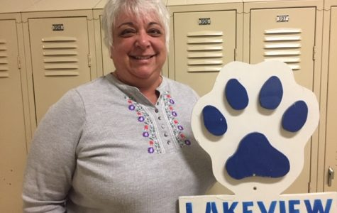 Lakeview Bids Farewell to Counselor Carsone