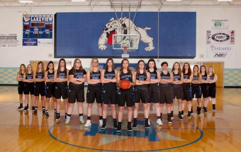 Girls Basketball Team Excited About The New Year