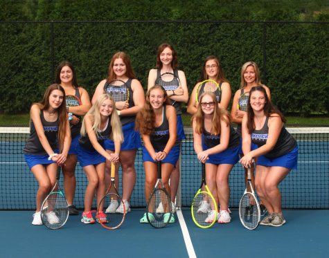 Girls Tennis In Search of Players
