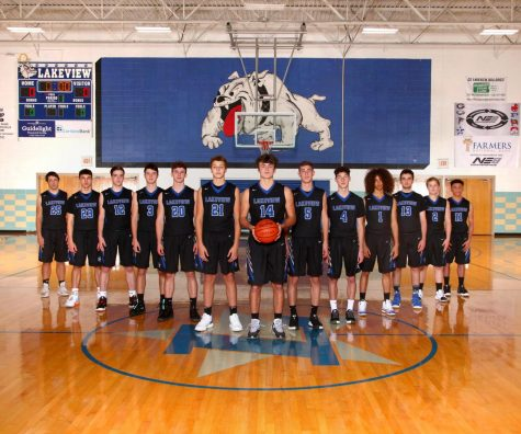 Boys Basketball has a Growing Year