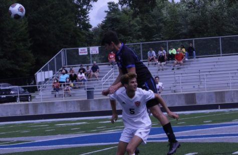 Boys Soccer Kicks In 1st Win