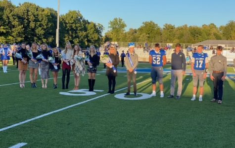 Lakeview 2020 Homecoming Court