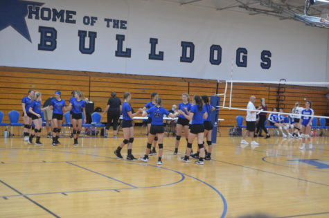 The Lady Bulldogs Overcome Obstacles