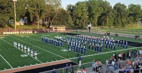 Lakeview Band Excited to Take Back the Field