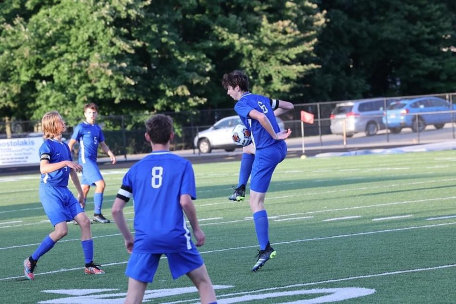 Boys Soccer Kicks Off with a Challenging Start