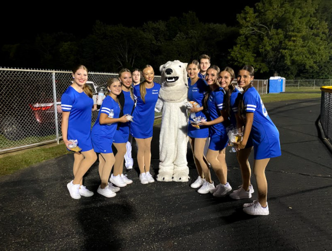 Band Night Season Finishes Fuego For The Marching Bulldogs